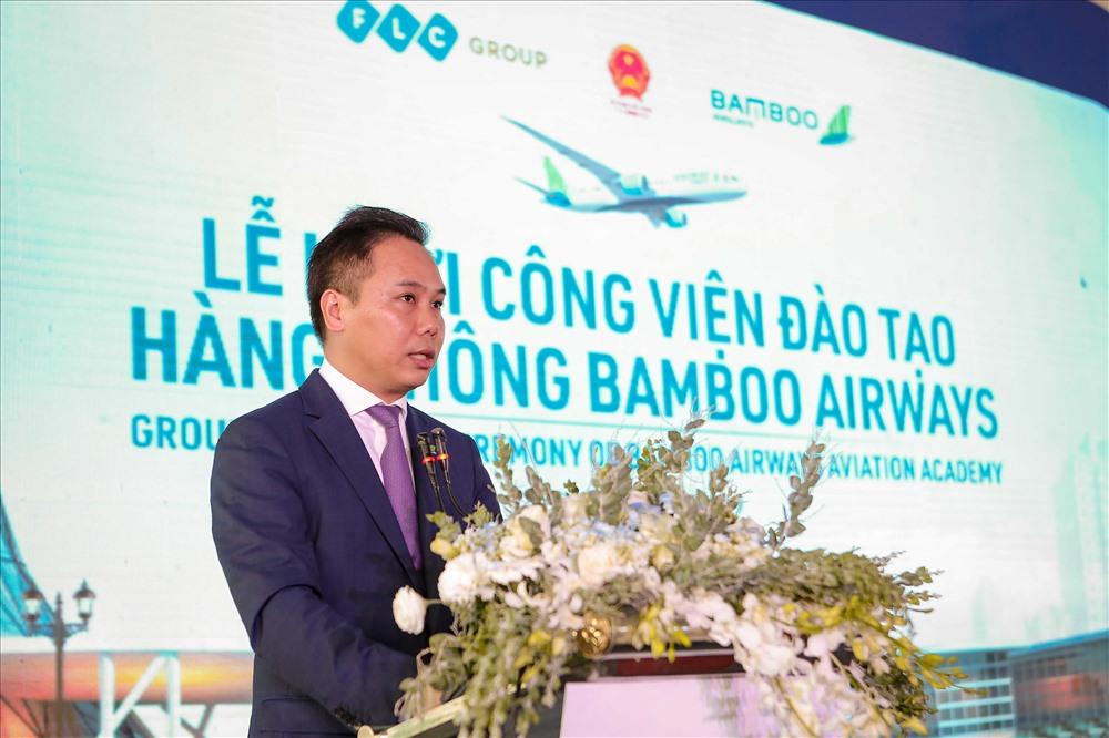 Ông Đặng Tất Thắng – Phó Chủ tịch thường trực Bamboo Airways. Ảnh: FLC