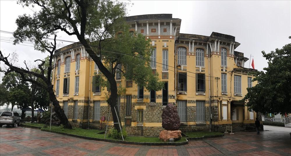 Bảo tàng Văn hóa Huế trên đường Lê Lợi. Ảnh: H.V.M
