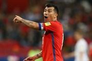 Đội trưởng tuyển Chile đau đớn thừa nhận thất bại trước tuyển Peru