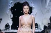 Hoa hậu Đỗ Mỹ Linh bình thản xuất hiện sau tin đồn yêu thiếu gia