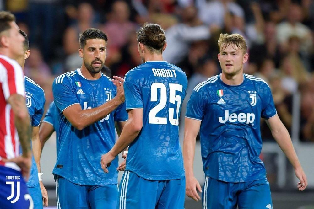 Ảnh: Juventus