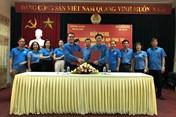 Liên đoàn Lao động 2 tỉnh Bắc Giang, Lào Cai ký chương trình phối hợp