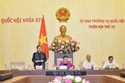 Hôm nay, Phó Thủ tướng Vương Đình Huệ trả lời chất vấn