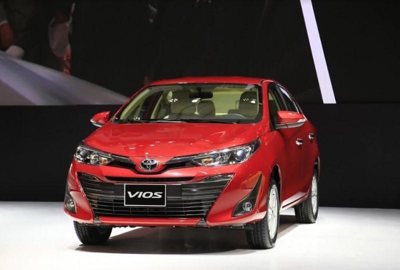 Toyota Vios 2019. Ảnh: Autobikes