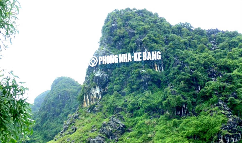 Vườn Quốc gia Phong Nha - Kẻ Bàng. Ảnh: Lê Phi Long