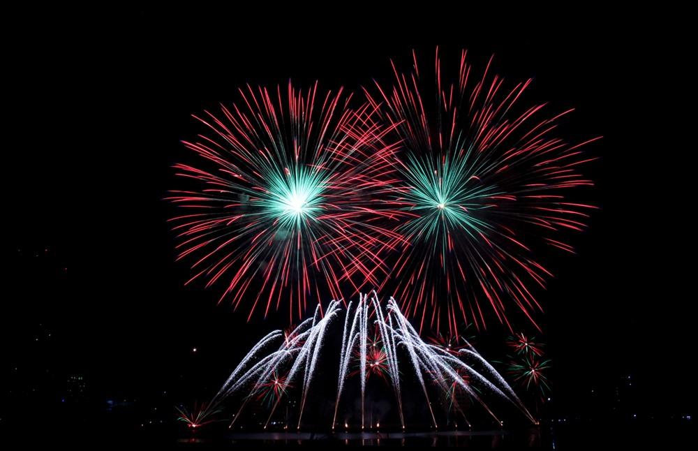 Lễ hội pháo hoa Quốc tế được tổ tại TP. Đà Nẵng.