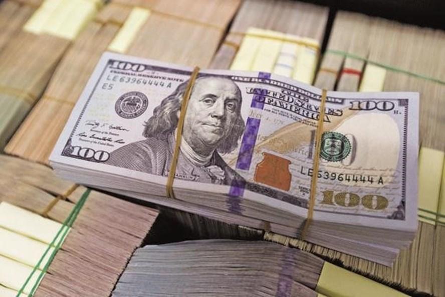Tỷ giá ngoại tệ hôm nay 23.8: Giá USD ít biến động vì chờ kết quả báo cáo của FOMC. Ảnh TL