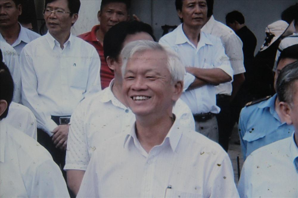 Ông Nguyễn Chiến Thắng - nguyên Chủ tịch UBND tỉnh Khánh Hòa. Ảnh: PV
