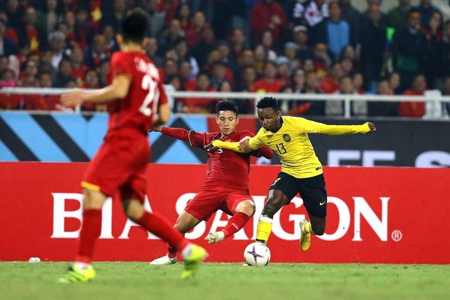 ĐT Malaysia được FIFA đánh giá cao, và sẽ là đối thủ đáng gờm của tuyển Việt Nam ở vòng loại World Cup 2022. Ảnh; AFF