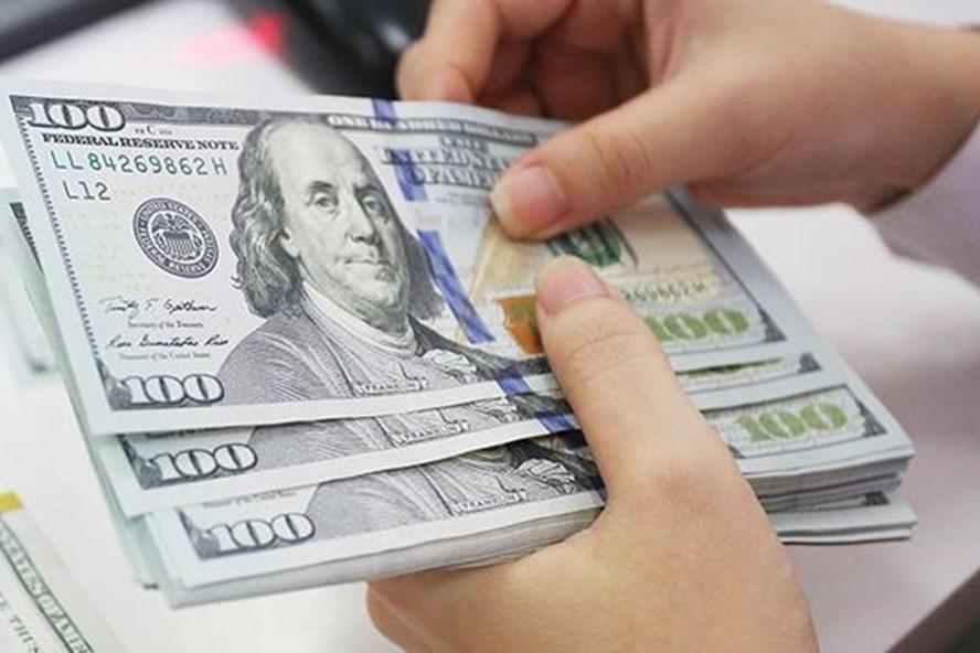 Tỷ giá ngoại tệ hôm nay 26.8: Giá USD đang chịu ảnh hưởng mạnh bởi cách biến động trên thế giới. Ảnh TL