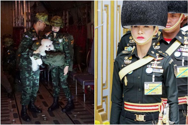 Chùm ảnh Hoàng quý phi Thái Lan đẹp lộng lẫy trên website hoàng gia - Ảnh 4.