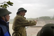 Bão số 4: Quảng Trị xuất hiện mưa to, khả năng xuất hiện lũ