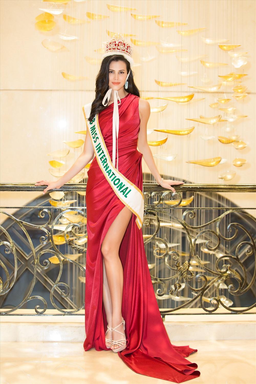Đương kim Hoa hậu Quốc tế