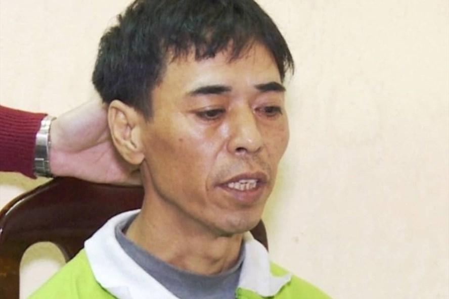 Đối tượng Lê Văn Cẩn bị xử phạt 15 năm tù. Ảnh: CTV