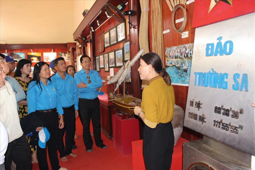 Tìm hiểu về chủ quyền biển đảo Việt Nam.