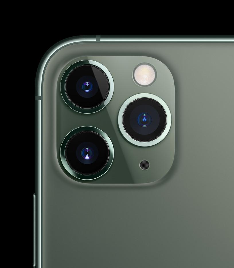 iPhone 11 Pro Max chính thức giới thiệu với nhiều cải tiến trong công nghệ của camera.