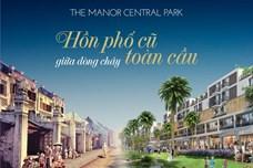 The Manor Central Park: H峄搉 ph峄� c农 gi峄痑 d貌ng ch岷 to脿n c岷