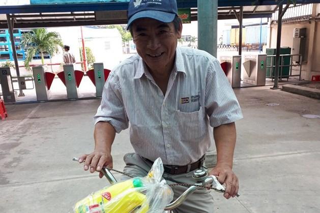 Niềm vui khi mua hàng từ chương trình Phúc lợi cho đoàn viên.