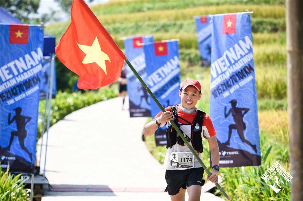 ĐKVĐ VMM 100km nam Nguyễn Tiến Hùng