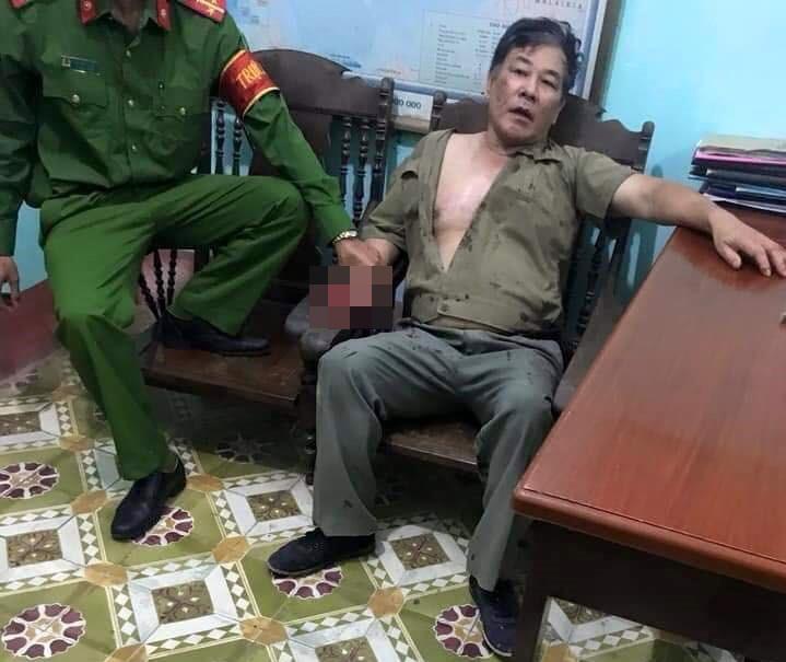 Đối tượng gây ra vụ truy sát cả nhà em gái tại Thái Nguyên.