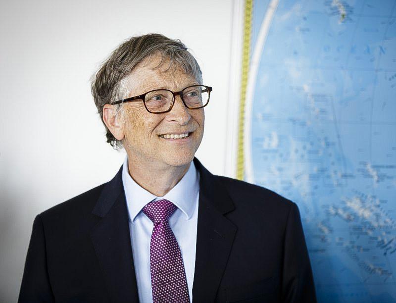 """Không phải chỉ có Jeff Bezos, người giàu thứ hai hành tinh - Bill Gates cũng sử dụng chiếc xe có mức giá khá """"bình dân"""". Ảnh: Getty"""