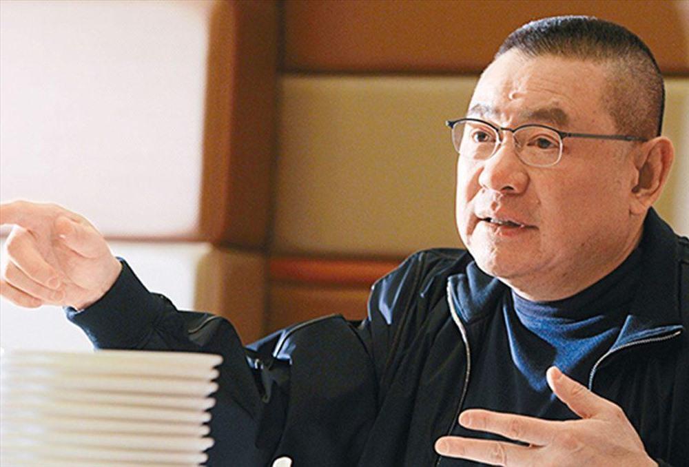 """Joseph Lau, sinh năm 1951, được coi là """"trùm"""" bất động sản HongKong. Ảnh: Fobes"""