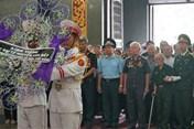 Nghìn người rưng rưng tiễn đưa phi công huyền thoại Nguyễn Văn Bảy