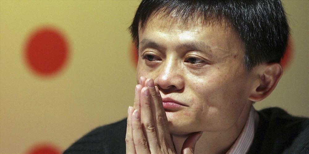 Tỉ phú Jack Ma chính thức rời Alibaba hôm thứ Ba (ngày 10.9) trong một bữa tiệc kéo dài 4 giờ tại một sân vận động có sức chứa 80.000 người ở Hàng Châu. Ảnh: Businessinsider