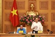 Toàn cảnh buổi làm việc của Thủ tướng với Tổng Liên đoàn Lao động Việt Nam