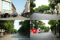 Chi tiết các tuyến phố đi bộ quanh Hồ Gươm Hà Nội dự định cấm xe 1 tháng