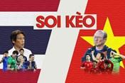 Soi kèo Việt Nam vs Thái Lan vòng loại World Cup: Bất phân thắng bại?