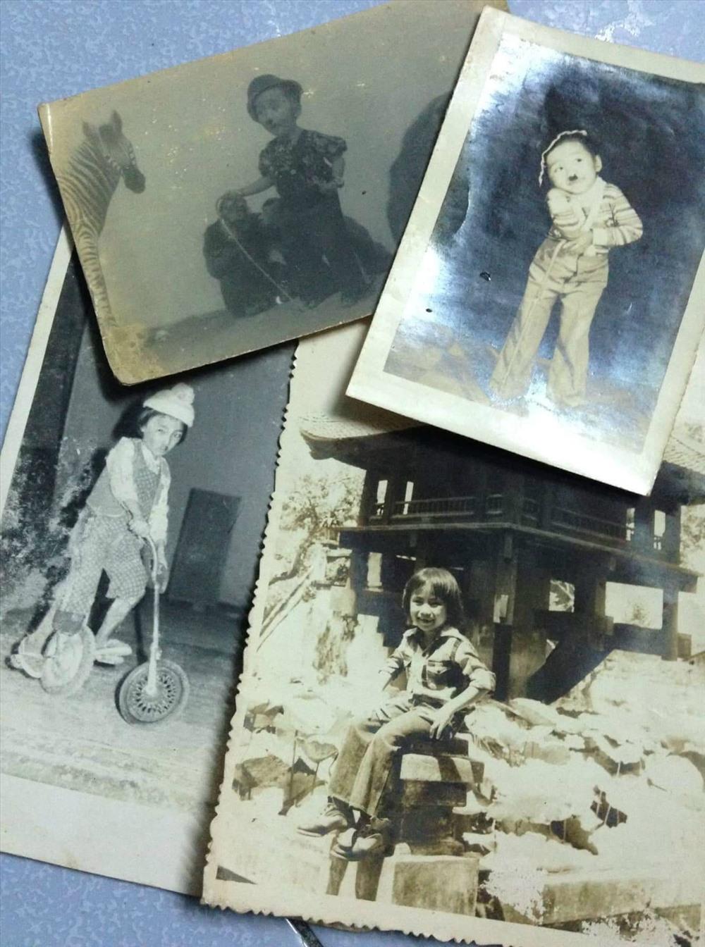 Các con của nghệ sĩ Ngọc Viên đều biểu diễn xiếc từ khi còn rất nhỏ.
