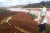 Lý giải việc sụt lún đất sát hồ thải quặng đuôi thuộc Cty Nhôm Đắk Nông