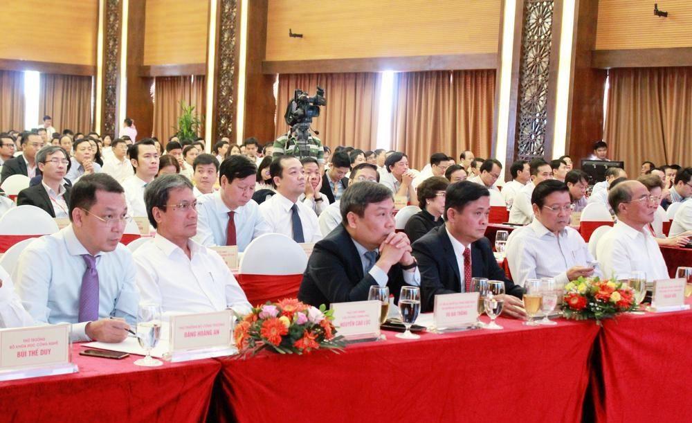 Các đại biểu dự hội nghị. Ảnh: PV