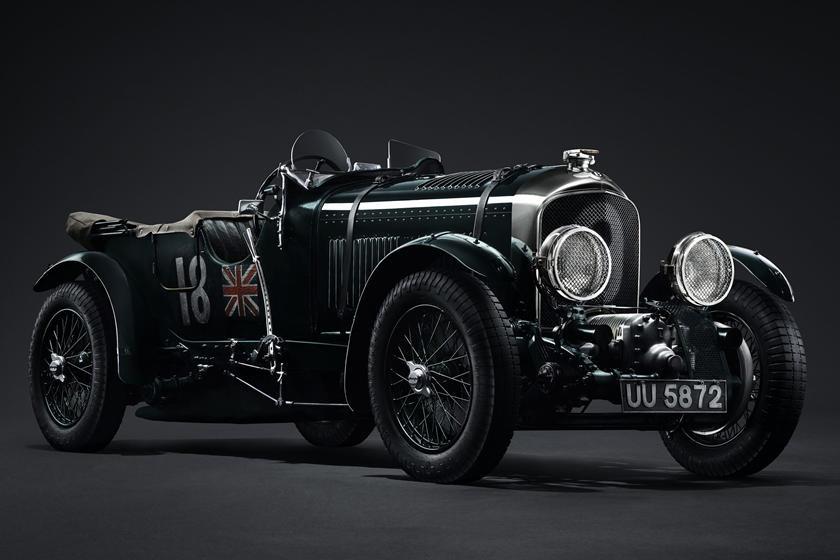Bentley sản xuất lại xe cổ cách đây gần 100 năm