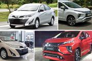"""Top 10 ôtô hút khách nhất tháng 12: """"Ông vua"""" đòi lại ngôi vương"""
