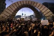 Iran biểu tình yêu cầu các nhà lãnh đạo từ chức