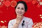 NSND Lan Hương: Chồng và con trai giúp đỡ tôi nhiều trong ngày Tết