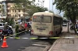 Hà Nội: Tài xế xe phục vụ tang lễ tử vong trên ghế lái do bệnh lý