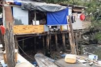 Tết không về nơi xóm chài nghèo cuối cùng dưới chân cầu Bình Lợi, TPHCM
