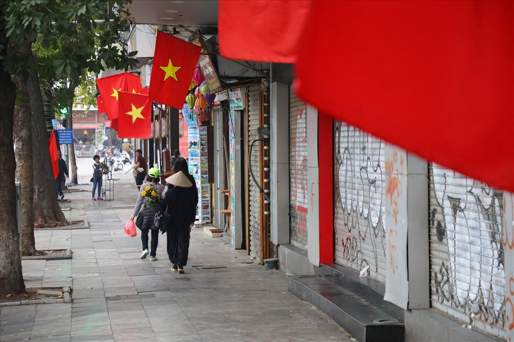 Được biết, kinh phí triển khai công tác trang trí ở Hà Nội dịp Tết Nguyên đán Canh Tý 2020 là khoảng 19 tỉ đồng.