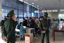 Ngày mùng 4 Tết chỉ còn gần 300 người Trung Quốc nhập cảnh qua Móng Cái