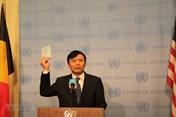 Việt Nam bắt đầu các hoạt động trên cương vị Chủ tịch Hội đồng Bảo an LHQ