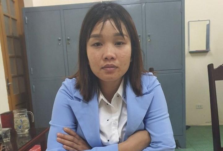 Bắt giam nữ cộng tác viên một tạp chí tống tiền doanh nghiệp