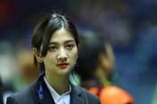 Nhan sắc nữ thần của cô gái dẫn đoàn U23 Việt Nam ở VCK U23 Châu Á 2020