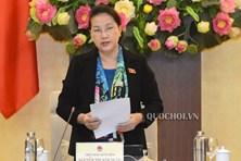 Ngày 9.1, khai mạc Phiên họp thứ 41 của Ủy ban Thường vụ Quốc hội