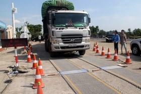 Hà Nội lắp đặt 15 trạm cân tự động để kiểm soát tải trọng xe