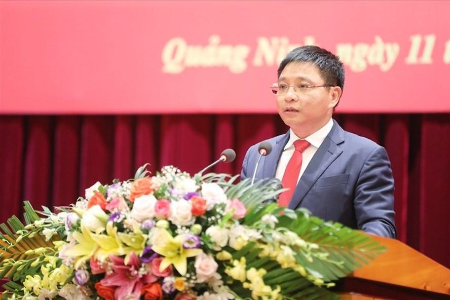 Ông Nguyễn Văn Thắng - tân Bí thư Tỉnh ủy Điện Biên. Ảnh Đỗ Phương
