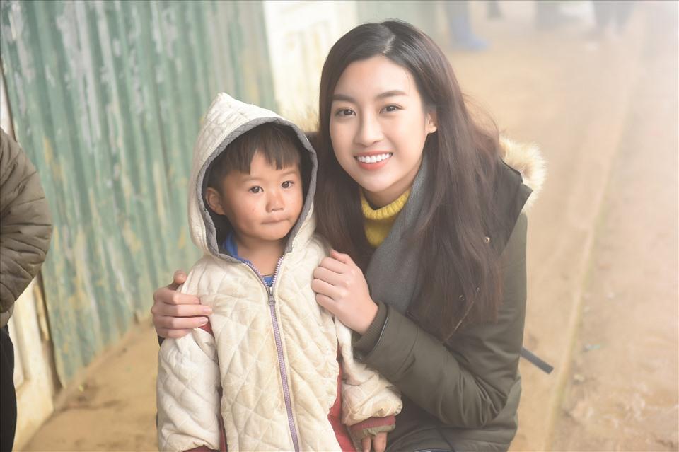Hoa hậu Đỗ Mỹ Linh, Tiểu Vy, Lương Thuỳ Linh sẽ lên đường cứu trợ cho miền Trung trong vài ngày tới. Ảnh: HHVN.