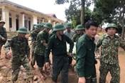 Sạt lở khiến 22 quân nhân gặp nạn: Đã tìm được thi thể thứ 14